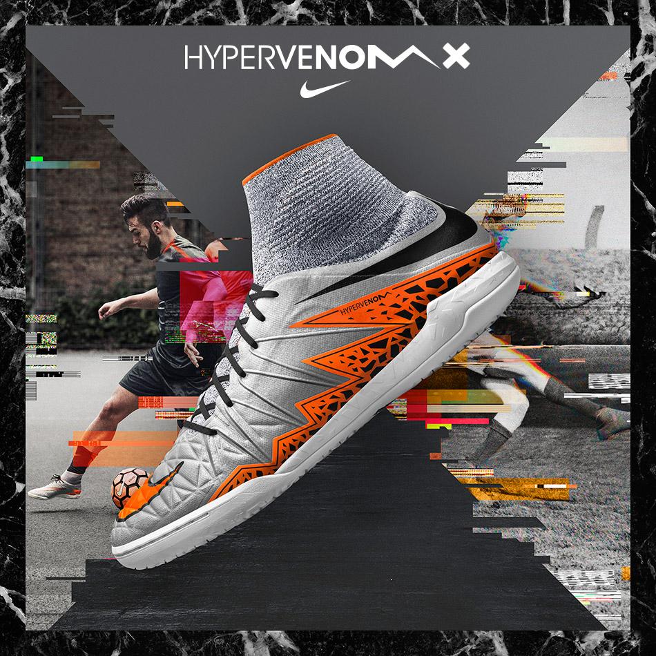 Engage hypervenom X