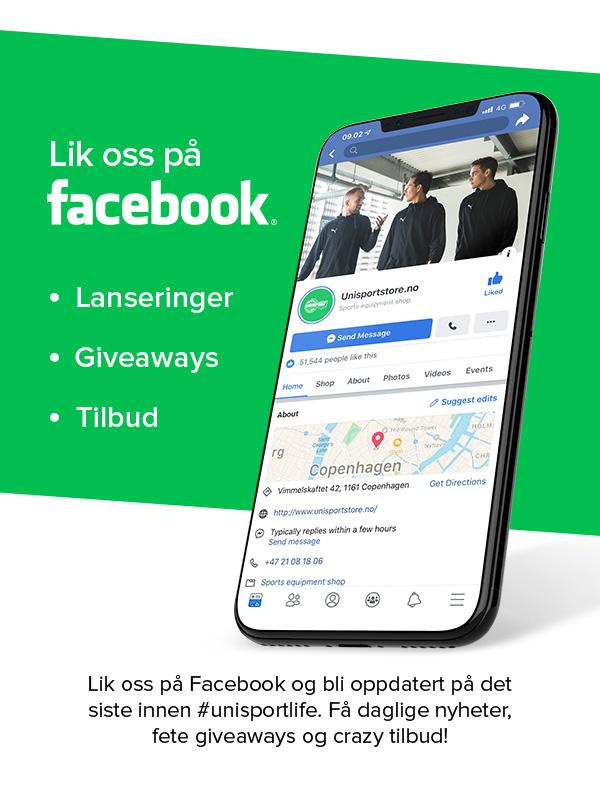 Lik oss på Facebook.