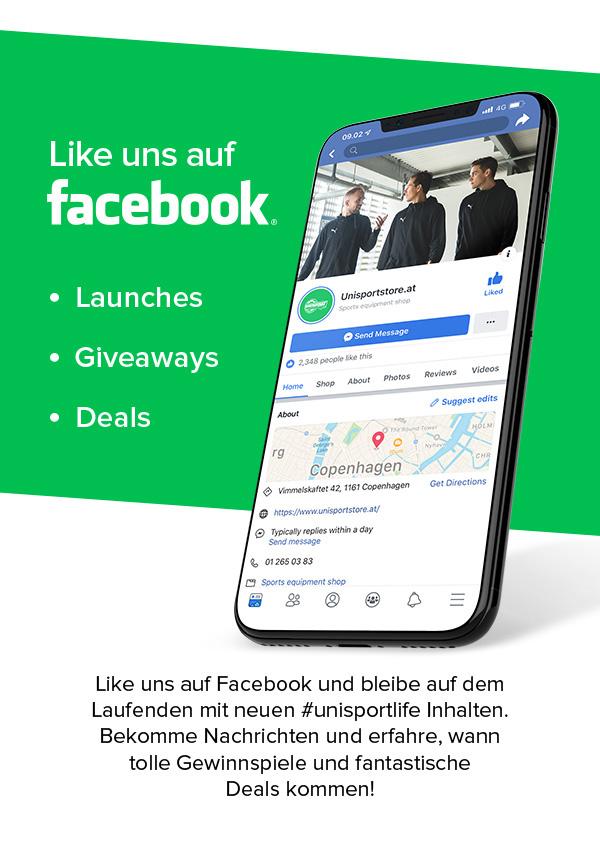 Like uns auf Facebook.