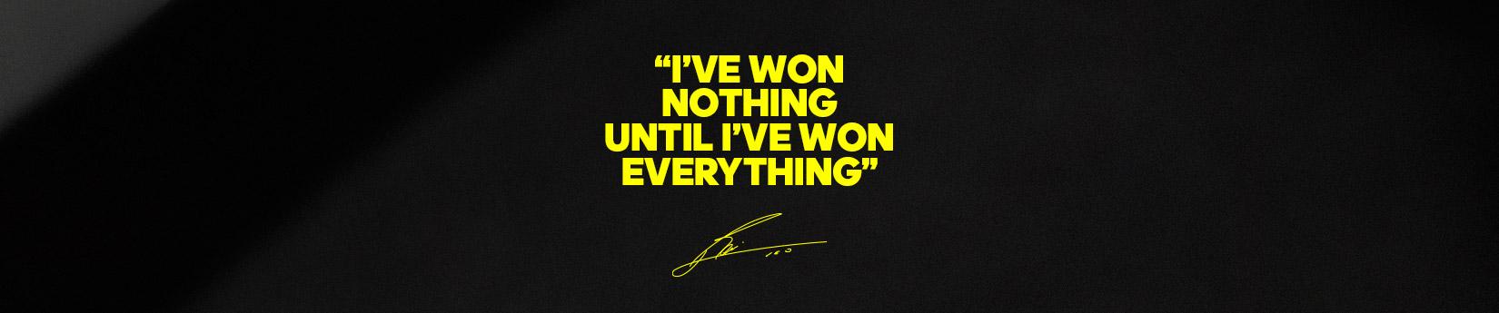 Messi Quote