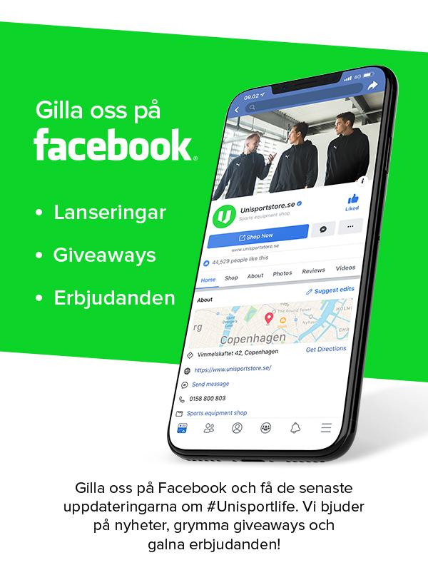 Gilla oss på Facebook.