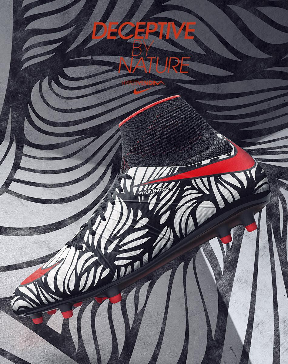 Nike Hypervenom Phantom Ii Neymar Ousadia Alegria Boot